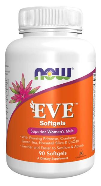 Now eve woman's multivitamins 90s