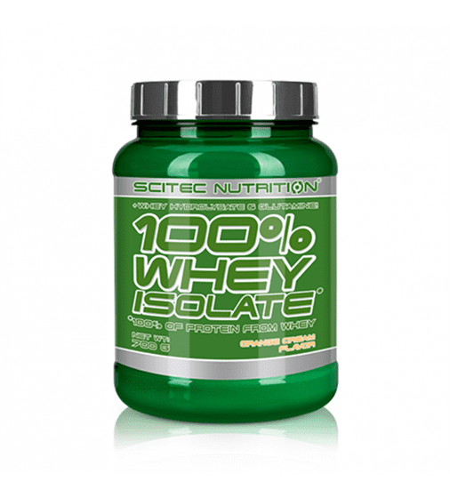 100% Whey Isolate ( 80 Servings )