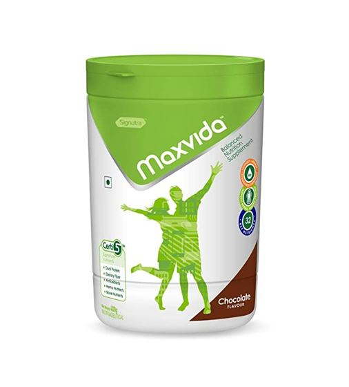 Maxvida Chocolate 200G Nutrition Supplement Adults