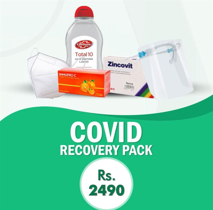 Covid Recovery Pack