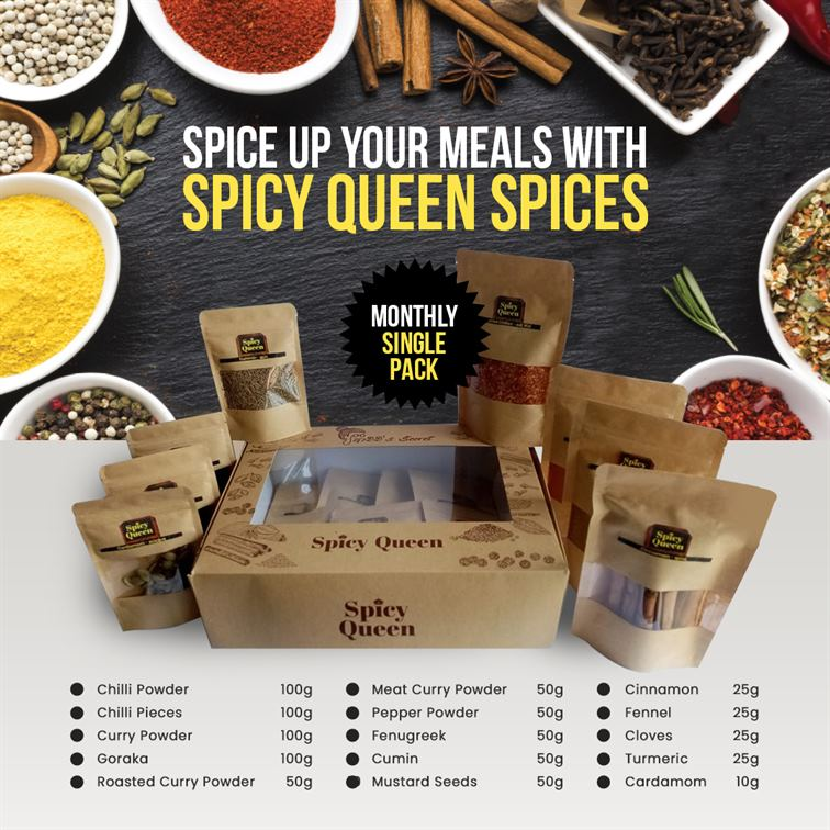 Queen Spices - Single Pack